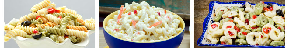 Sally Sherman Pasta Salads